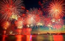 Costa Rican Fireworks