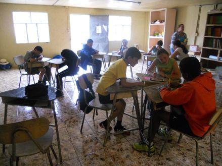 zzzsattelite classroom