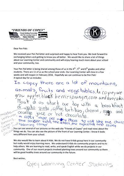 LC Response letter