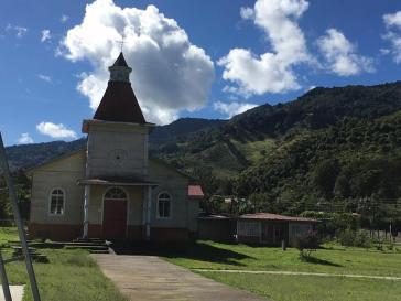 Church before