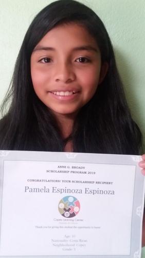 Pamela.recipient