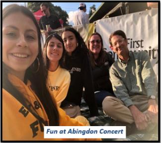 Abingdon Concert 1