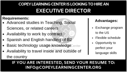 Copey Learning Center Ad.1